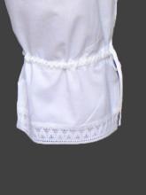 Panty en Coton Brodé
