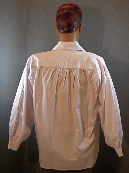 chemise mousquetaire chemise blanche ancienne et d 39 poque. Black Bedroom Furniture Sets. Home Design Ideas